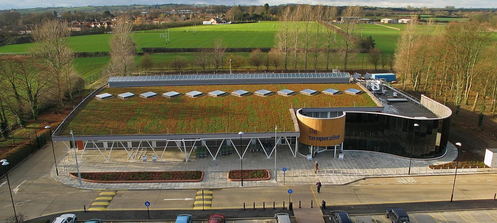Home Zinco Green Roof Systems Uk