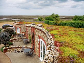 Green Roofing With System Zinco Green Roof Systems Uk